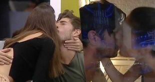Ignazio Moser e Cecilia Rodriguez si baciano