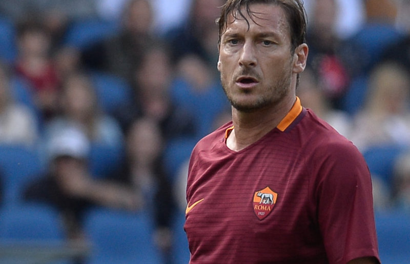 francesco totti tv