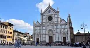 A Firenze è crollato un pezzo di capitello
