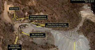 tunnel nord corea