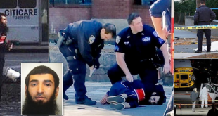 New York attentato terroristico