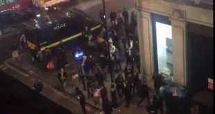 Sospetto Attentato Terroristico a Londra - Evacuata Oxford Street.