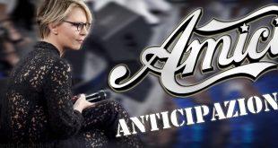Amici 17 inizia il 18 novembre 2017 su Canale 5