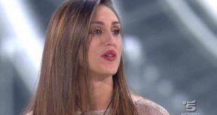 Cecilia Rodriguez eliminata al Grande Fratello Vip2