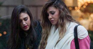 """Belen Rodriguez Difende Cecilia: """"Nell'Armadio non è Successo Niente""""."""