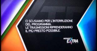 Giallo Grande Fratello Vip - Interrotta la Diretta per 22 Minuti.