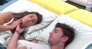 Ignazio Moser e Cecilia Rodriguez Scandalosi - Hanno Fatto l'Amore nei Camerini di Mediaset.