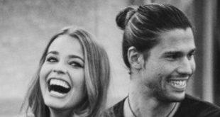 Luca Onestini Parla con La Panicucci - Io e Ivana Non Siamo Ancora Fidanzati.