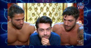 Raffaello Tonon Chiarisce i Dubbi sulla Sua Sessualità a Pomeriggio Cinque.