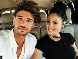 Andrea Damante e Giulia De Lellis - Tra un Incidente sulla Neve e l'Altro Sboccia l'Amore.