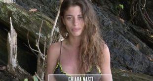 Chiara Nasti Offende Alessia Mancini - Sei uno Scorfano.