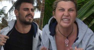 Francesco Monte Contro Nadia Rinaldi - A 50 Anni Devi Stare a Casa.
