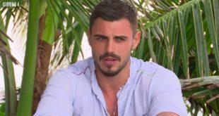 Francesco Monte Eliminato dall'Isola - Anche Nadia Rinaldi Abbandona, Probabile Ritorno di Raz Degan.