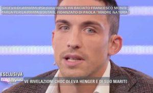 Paola Di Benedetto Divisa fra Francesco Monte e Matteo Gentili - Ma Sembrerebbe Esserci un Terzo Uomo.