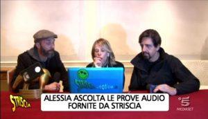 Rivelazione Shock - in un Audio Chiara Nasti Conferma la tesi di Eva - Fumò anche Marco Ferri.