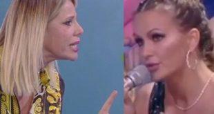 Alessia Shock Impazzisce contro Eva - Basta, Sei Fuori di Testa