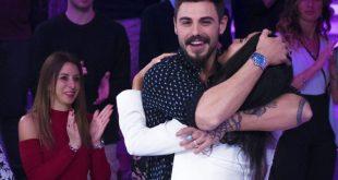 """Francesco Monte e Paola Di Benedetto a Verissimo: """"Il Nostro Amore non è una Bugia""""."""