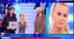 Shock da Barbara D'Urso - L'Audio di Nadia Rinaldi Scagiona Eva