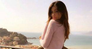 Belen Rodriguez Incontra Fabrizio Corona - E' Subito Guerra di Paparazzi.