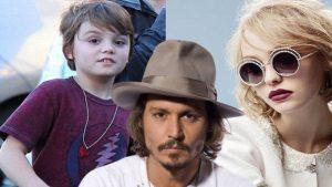 Rischio Dramma per Johnny Depp - Il Figlio Pare Affetto da una Grave Malattia.