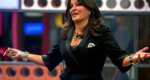 Aida Nizar si Butta nella Fontana dei Quattro Fiumi - Barbara D'Uso la Attacca.